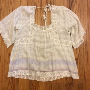 Holding Horses Anthropologie top